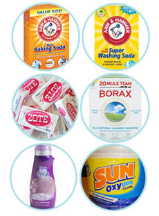 Tide Vs Homemade Laundry Detergent A Stain Test