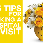 Don't dread it! 5 Tips to make visiting people in the hospital more comfortable
