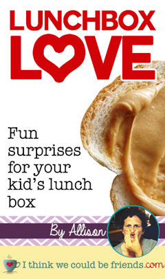 LOVE these ideas for lunch boxes!