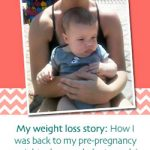 Let's face it, we all just want to be skinny: Hope for a busy mom