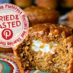Pinterest Recipe Win: Pumpkin Cream Cheese Muffins