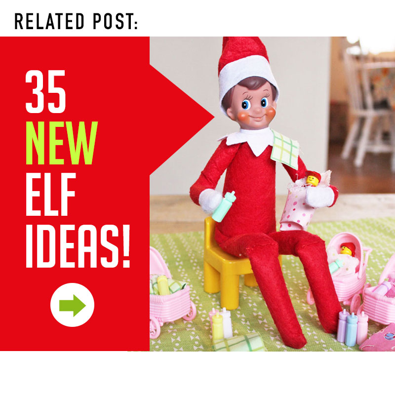 35 New Elf on the Shelf Ideas: Quick & Easy!