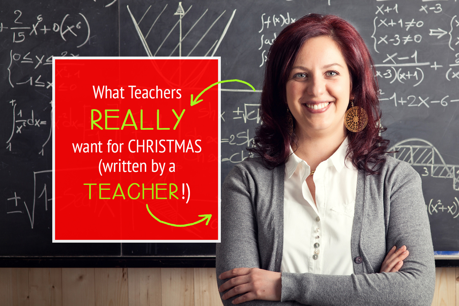 What Teachers Really Want For Christmas Teacher Gift Ideas