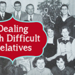 How to deal with difficult family during the holidays