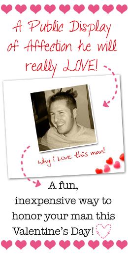 Husband Valentine S Gift My Public Declaration Of Love To My Husband