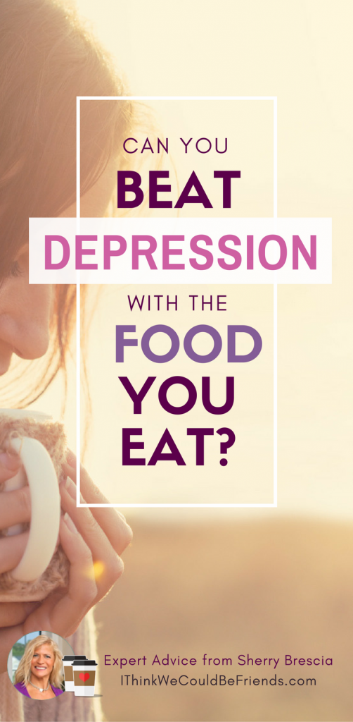 Great, great information: You see, the typical diet most people have (lots of processed/packaged foods, fast food and refined carbohydrates) is severely deficient in many nutrients—and that can most assuredly lead to depression! Sometimes the simplest answers are the best! #depression #tips #nutrition #treat #cure #help #natural