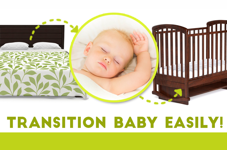 9c51ecf64d Transitioning baby from co-sleeping to crib  It was easier than we thought!  (no-cry)