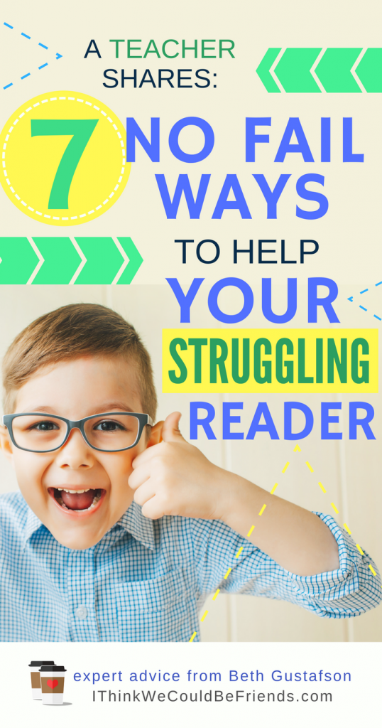 These are GREAT ideas to help your child become a better reader! School is so much easier if they can read well :) #reading #tips #kindergarten #preschool #elementary #help #advice #read