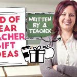 Best teacher gift ideas for anytime of year (written by a teacher!)
