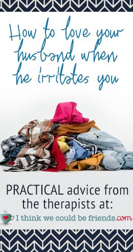 Husband-irriates-you