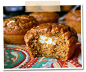 Pumpkin-Cream-Cheese-Muffins