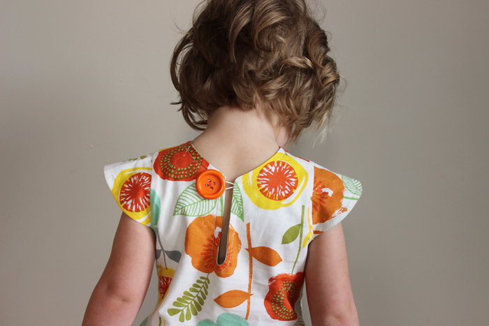 First Day Dress & Top Pattern by MADE | Just download, print & sew!