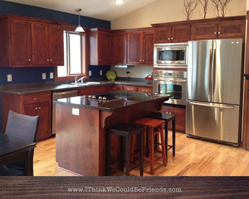 House staging tips 5 tips whether you 39 re moving or not for Kitchen staging ideas