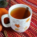 Warm Chai Tea Cider Recipe, the perfect fall drink!