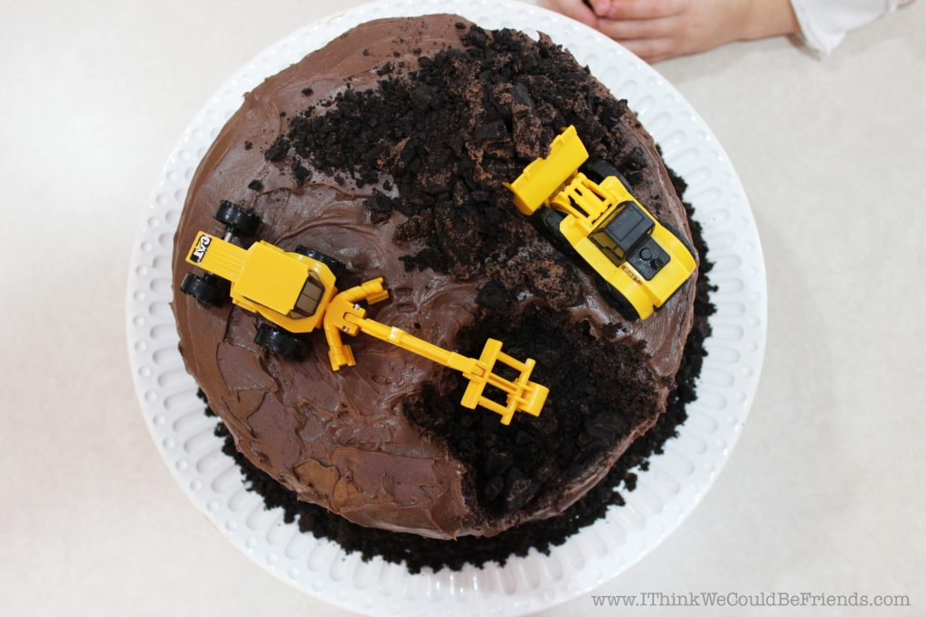 Prime Super Simple Construction Themed Birthday Cake Funny Birthday Cards Online Eattedamsfinfo