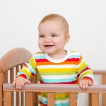 Transitioning Babies from Co-sleeping to their own crib: Babies 3 & 4