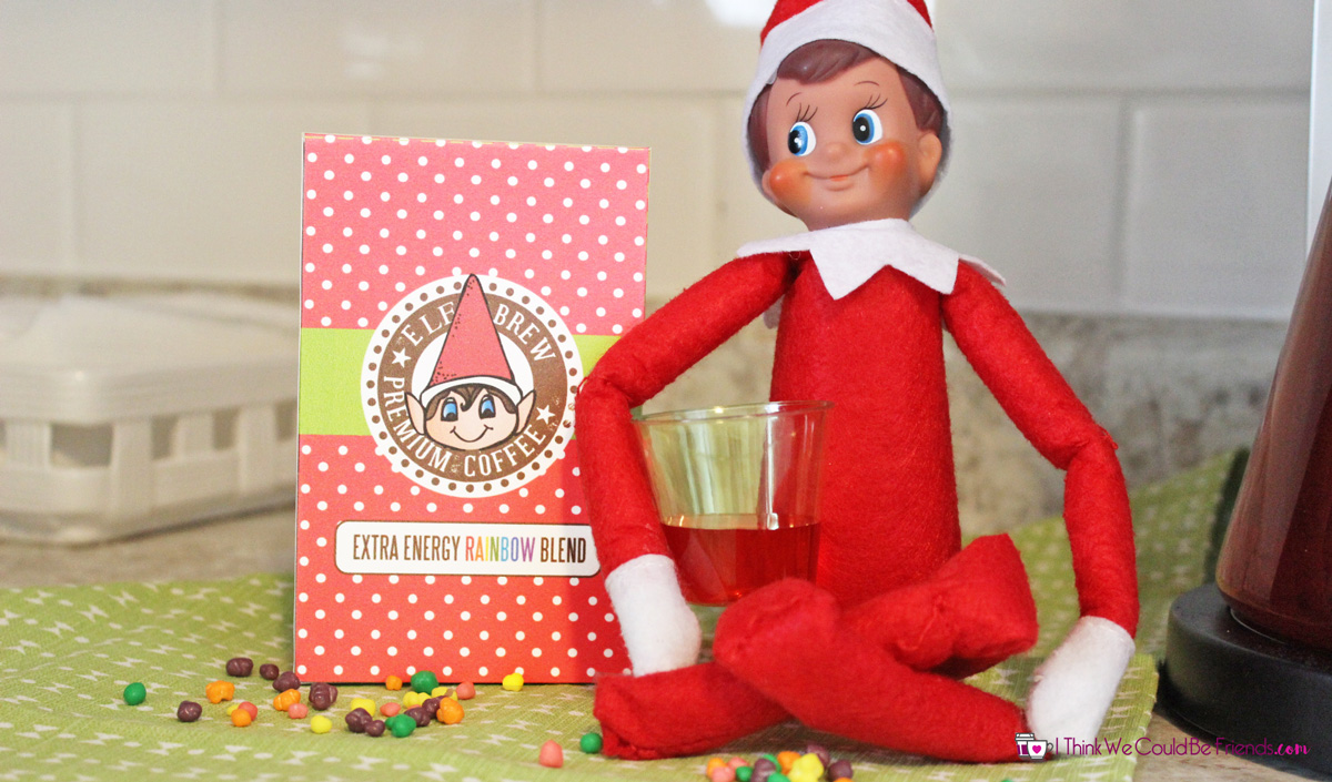 35 New Easy Elf on the Shelf Ideas for 2017! #ElfontheShelf #Ideas