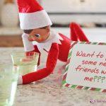 35 New Elf on the Shelf Ideas: #9 Grow New Friends