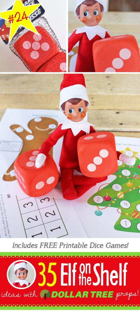 image relating to Elf on the Shelf Printable Props identified as 55+ Manufacturer Refreshing Inventive Humorous Elf upon the Shelf Suggestions with