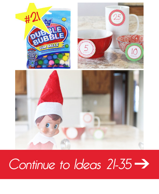 3d Brand new Elf on the Shelf ideas! Click here to see ideas 21-35!