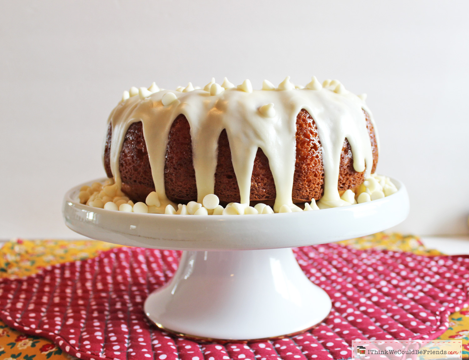 Anything But Bundt Cakes