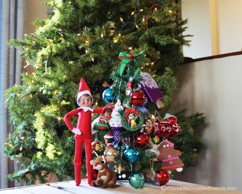 - Moving Ornaments From Christmas Tree