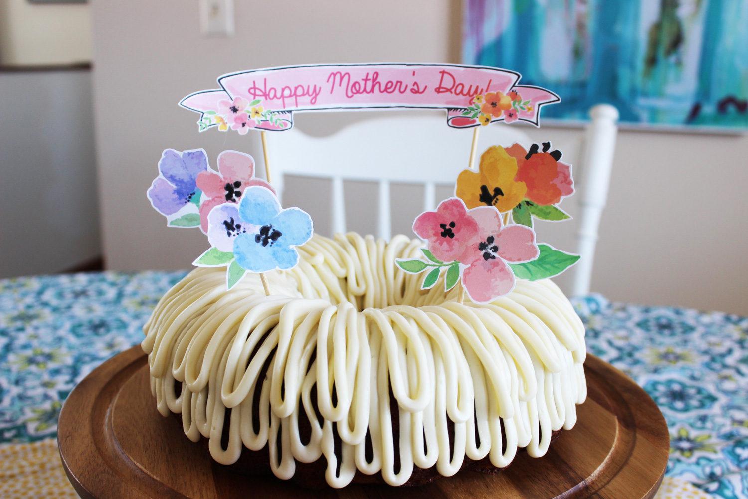 Mother's Day Decoration and Gift Ideas