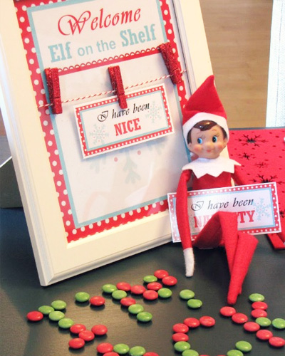 we hope this helps to have all elf on the shelf arrival letters in one place download the free printable