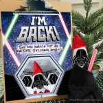 Elf on the Shelf Arrival Idea: FREE Printable Star Wars Letter for Kids! Easy & Fun!