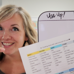Simplest Meal Planning Yet!!! Minimalist Meal Planning System with Free Worksheet