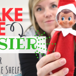 Revise your Elf on the Shelf tradition! (EASIER + More MEANINGFUL + Kids LOVE it!)