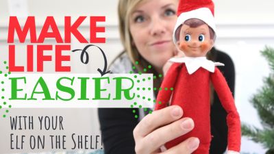 Revise your Elf on the Shelf Tradition