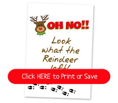 New Elf on the Shelf ideas that are EASY and FUNNY! Your kids will LOVE this Reindeer Poo idea!!
