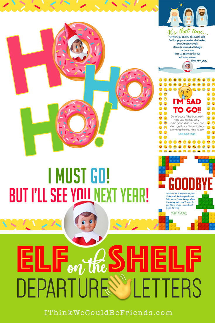 photograph relating to Elf on the Shelf Letter Printable named 20+ Elf upon the Shelf Departure Letters quite a few Refreshing strategies for
