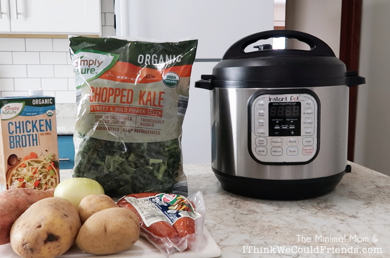 Need some quick & easy dinner recipes for your instant pot? Here they are! Simple ingredients that come together quickly but are INCREDIBLY flavorful! Add these simple instant pot recipes to your week night routine and stop eating out so much! #instantpot #recipe #easy #quick #fast #simple #wholefoods